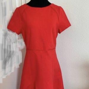 NWT JCREW RED DRESS!!